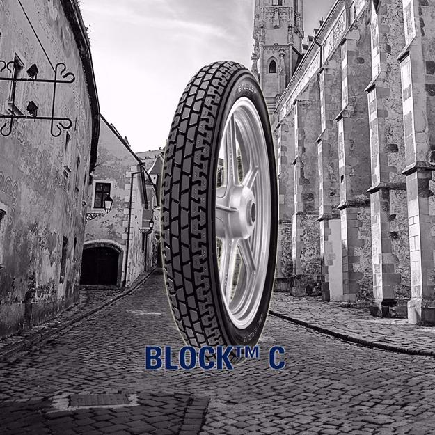 Metzeler Block resmi