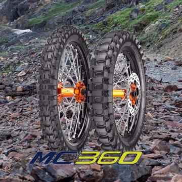 Metzeler MC 360 Mid Hard resmi