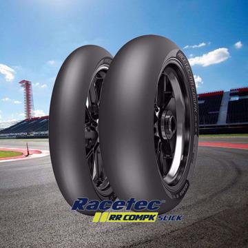 Metzeler Racetec RR CompK Slick resmi