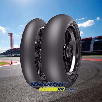Metzeler Racetec RR Slick resmi