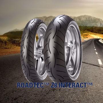 Metzeler Roadtec Z8 Interact resmi