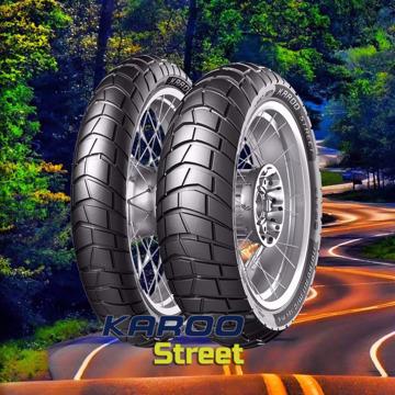 Metzeler Karoo Street resmi