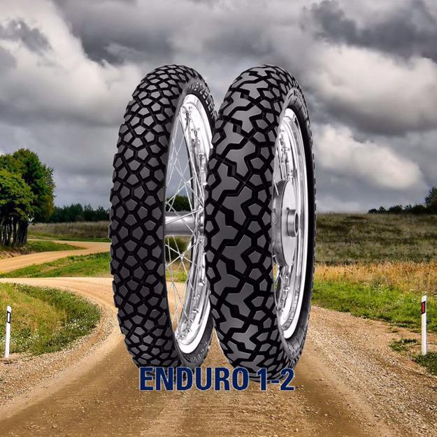 Metzeler Enduro 1 & 2 resmi