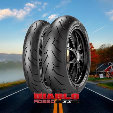 Pirelli Diablo Rosso II resmi
