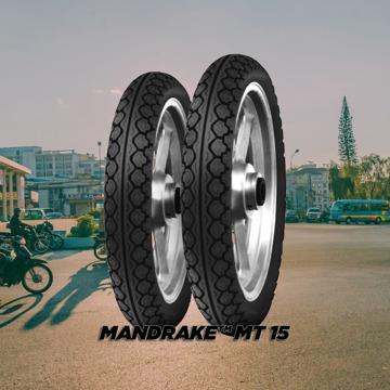 Pirelli Mandrake MT 15 resmi