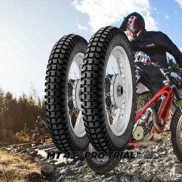 Pirelli MT 43 Pro Trial resmi