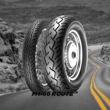 Pirelli Route MT 66 resmi