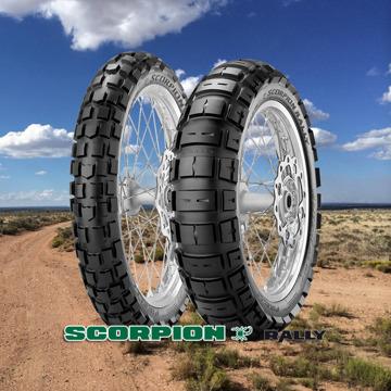 Pirelli Scorpion Rally resmi