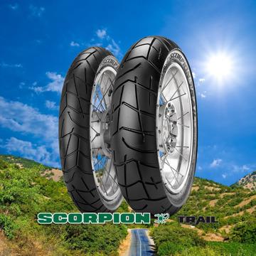 Pirelli Scorpion Trail resmi