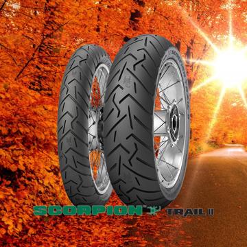 Pirelli Scorpion Trail II resmi