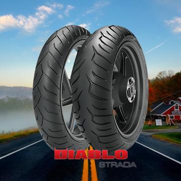Pirelli Diablo Strada resmi