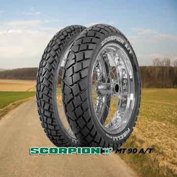 Pirelli Scorpion MT 90 A/T resmi