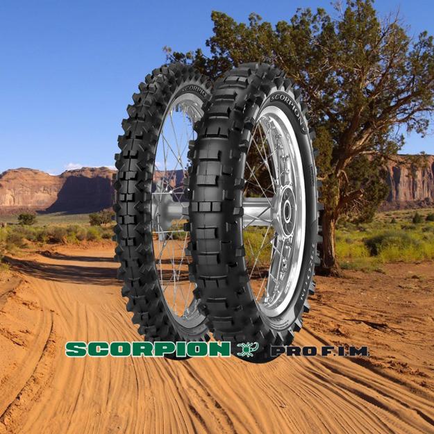Pirelli Scorpion Pro resmi