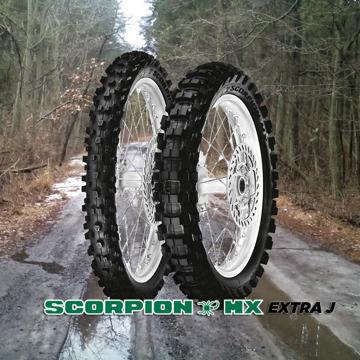 Pirelli Scorpion MX Extra J resmi