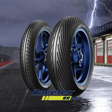 Metzeler Racetec RR Rain resmi