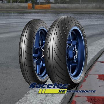 Metzeler Racetec RR Intermediate resmi