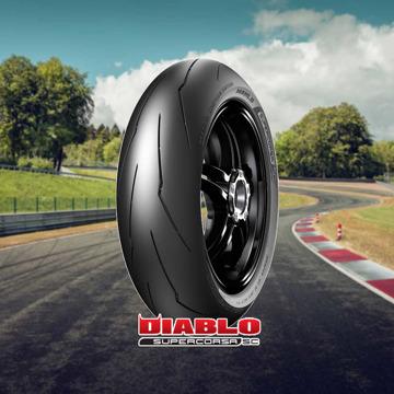 Pirelli Diablo Supercorsa SC V2 resmi