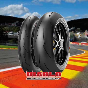 Pirelli Diablo Supercorsa SP V2 resmi