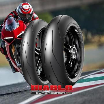 Pirelli Diablo Supercorsa SC V3 resmi